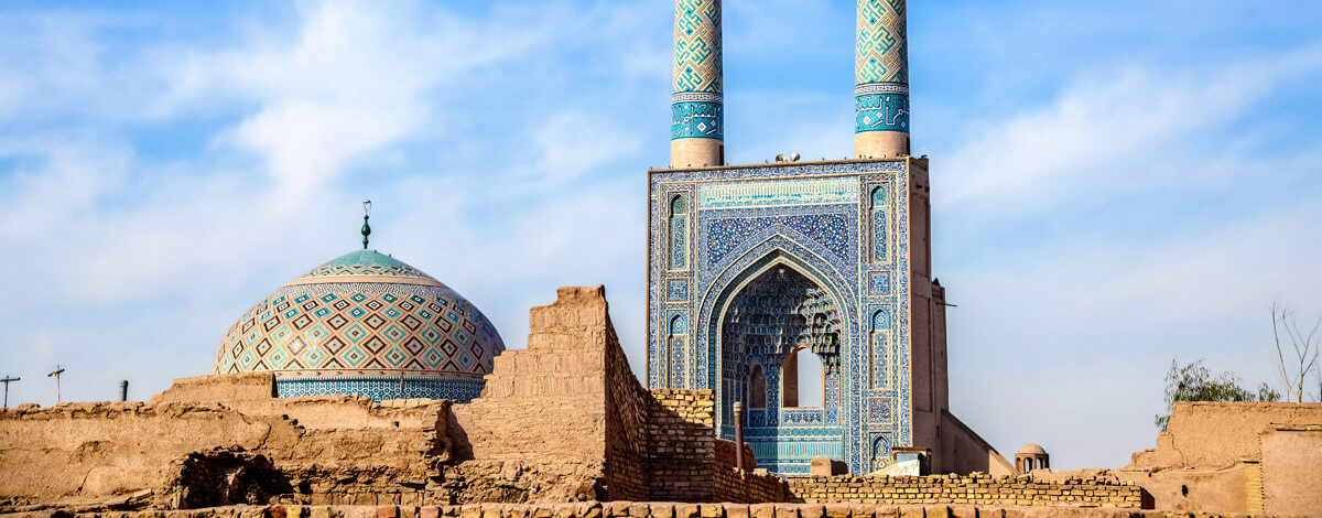 A visa is required for entry into Iran. Get your's today!