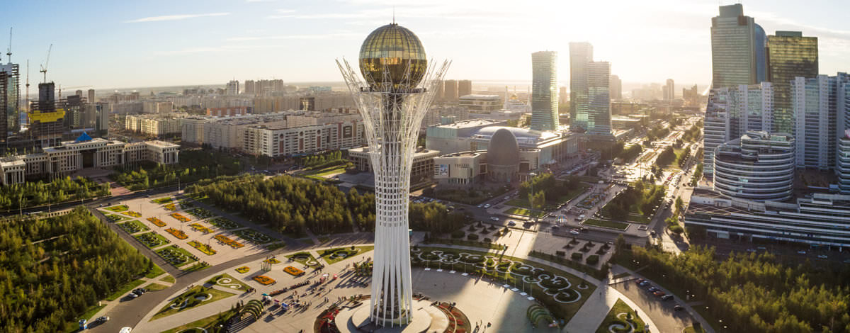 A visa is required for entry into Kazakhstan. Get your's today!