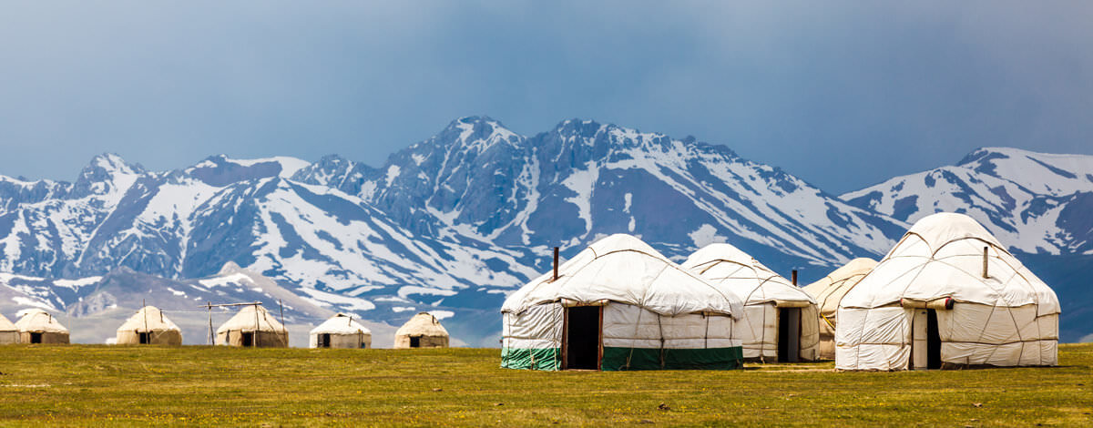 A visa is required for entry into Kyrgyzstan. Get your's today!