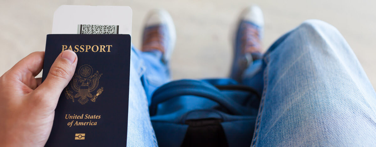 Replacing a lost or stolen passport is easy with Passport Health.