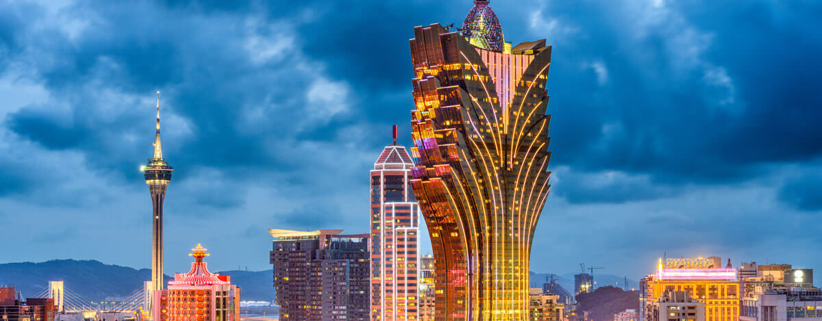 A visa is required for entry into Macau. Get your's today!