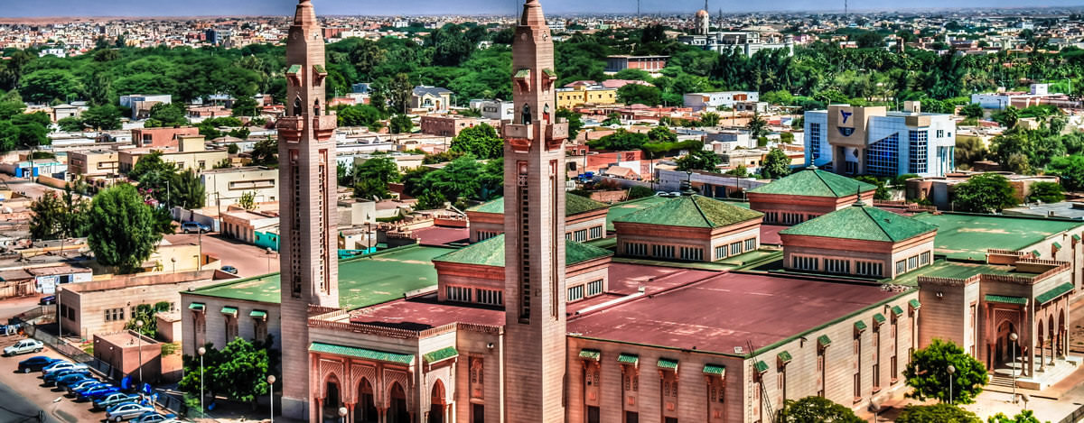 A visa is required for entry into Mauritania. Get your's today!