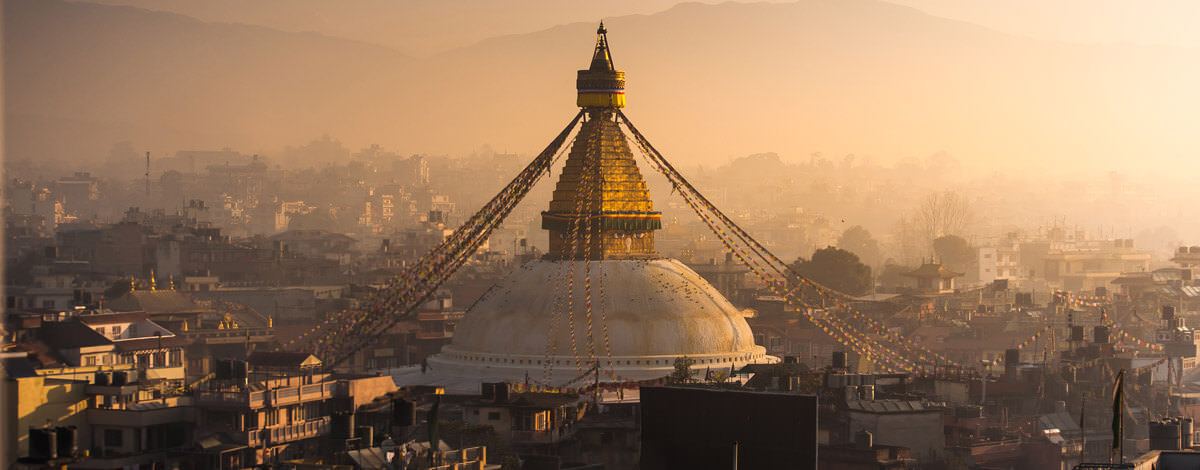 A visa is required for entry into Nepal. Get your's today!