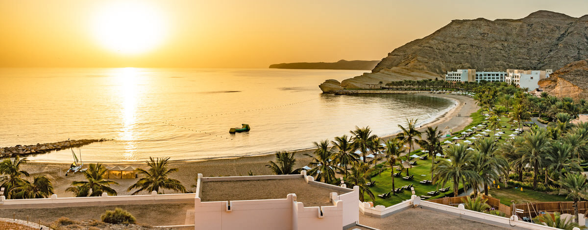 A visa is required for entry into Oman. Get your's today!