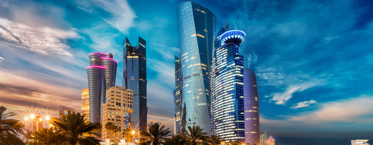 A visa is required for entry into Qatar. Get your's today!