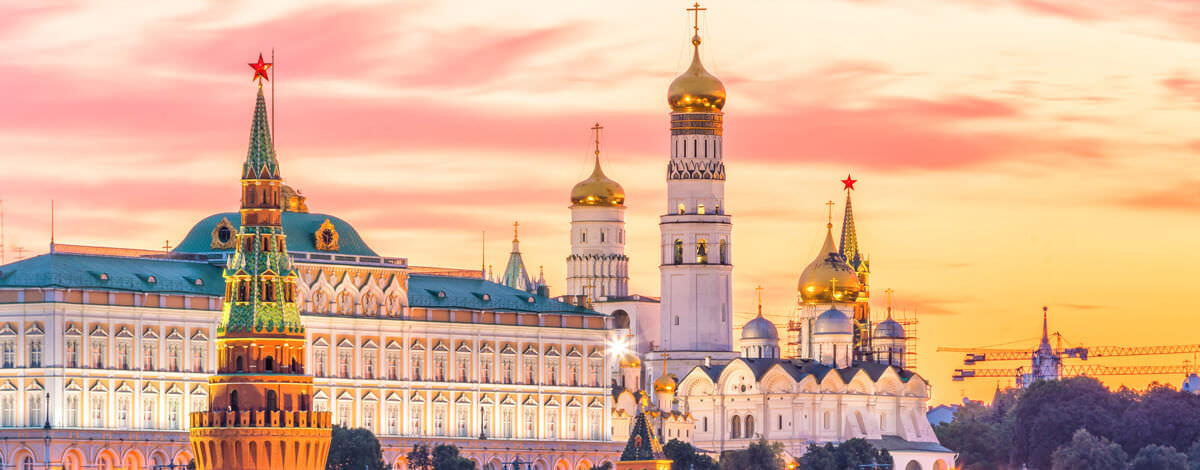 A visa is required for entry into Russia. Get your's today!