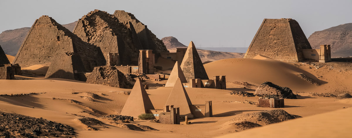 A visa is required for entry into Sudan. Get your's today!