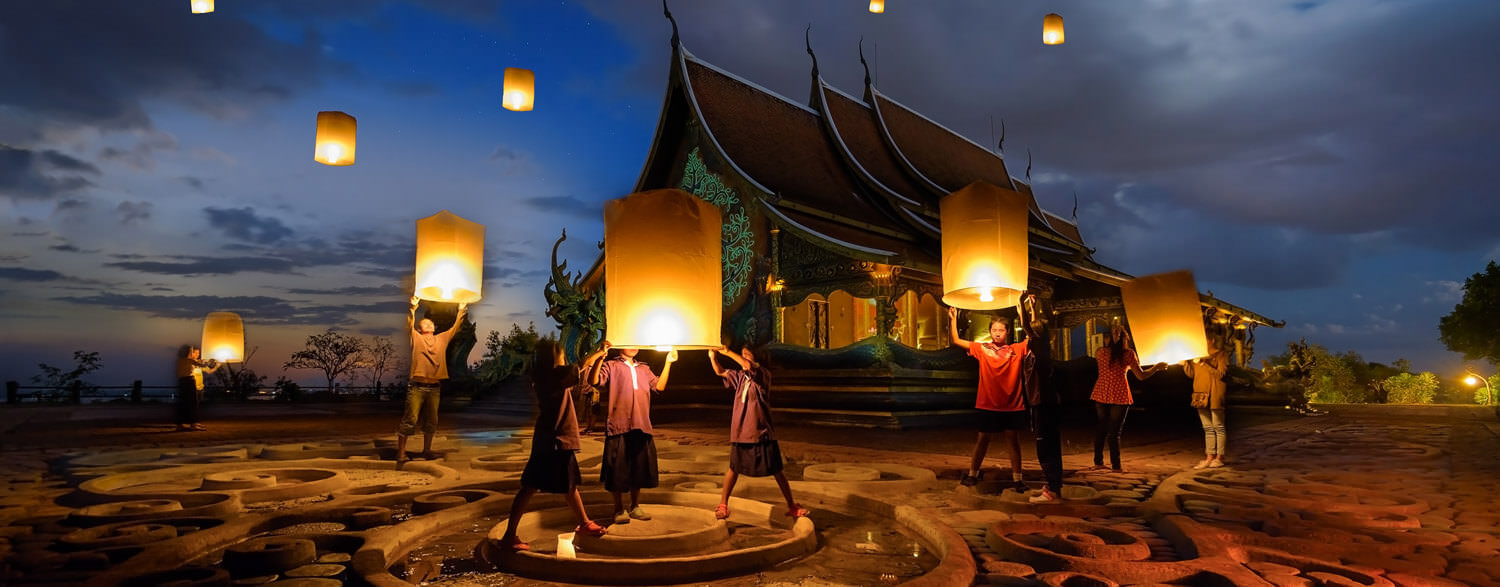 A visa is required for entry into Thailand. Get your's today!