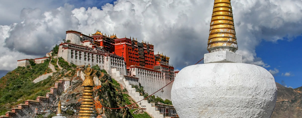 A visa is required for entry into Tibet. Get your's today!