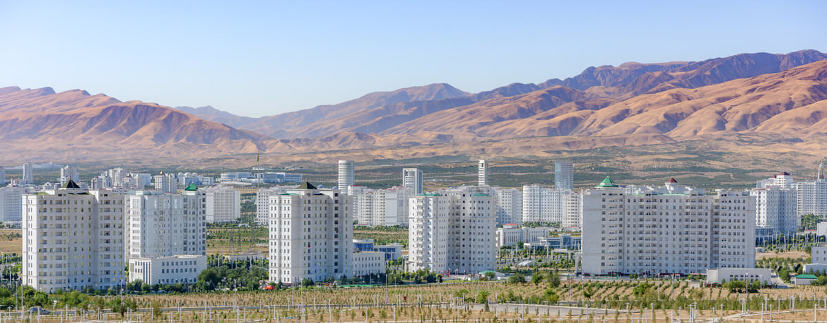 A visa is required for entry into Turkmenistan. Get your's today!