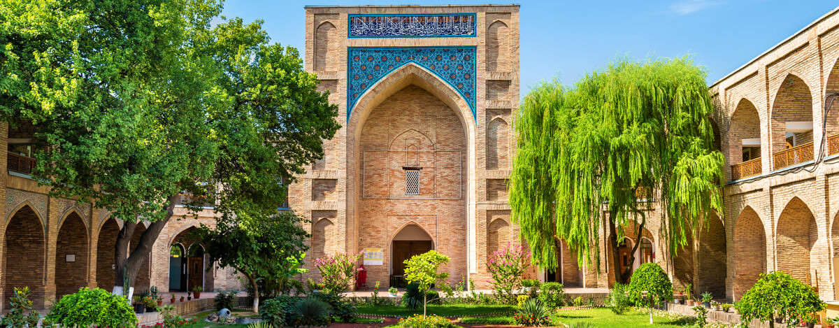 A visa is required for entry into Uzbekistan. Get your's today!