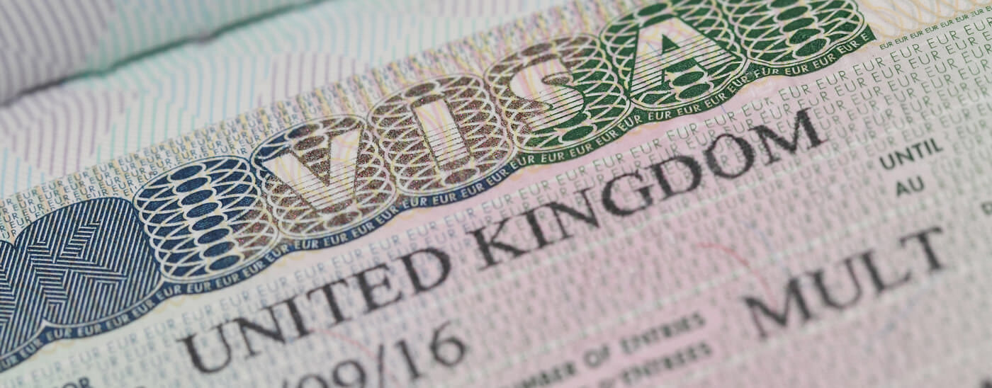 A visa is required for entry to many countries. Get your's today!