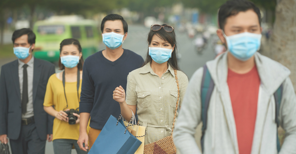 Not every disease is the same, and some create risk of pandemics.