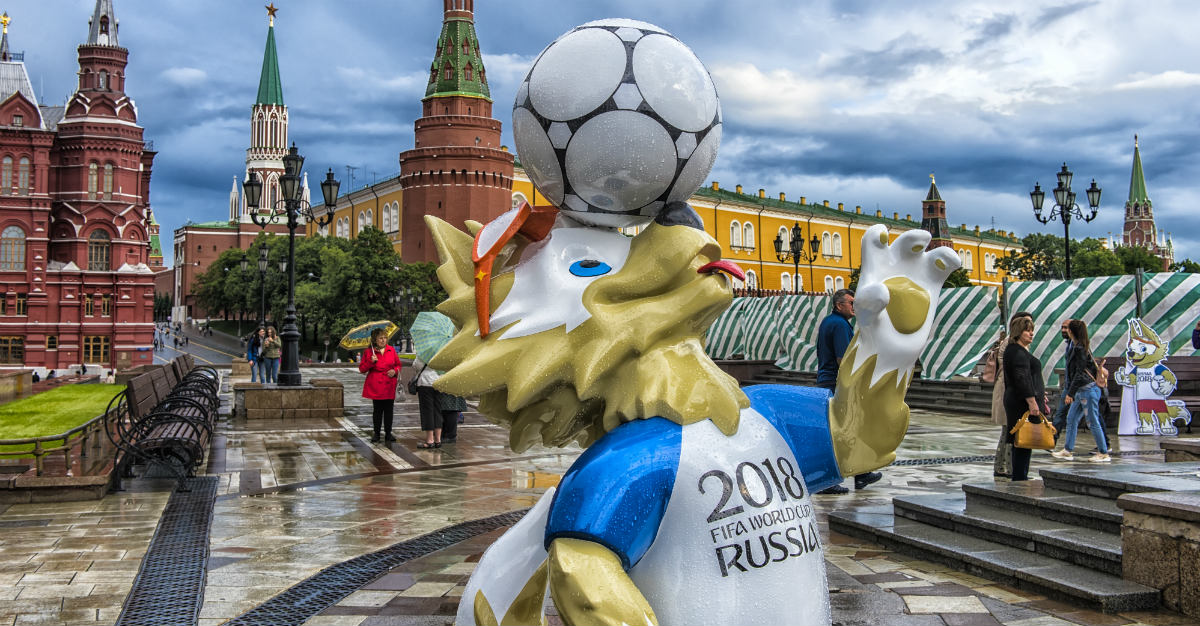 Measles outbreaks throughout Asia and Europe create a risk for the disease at the World Cup.