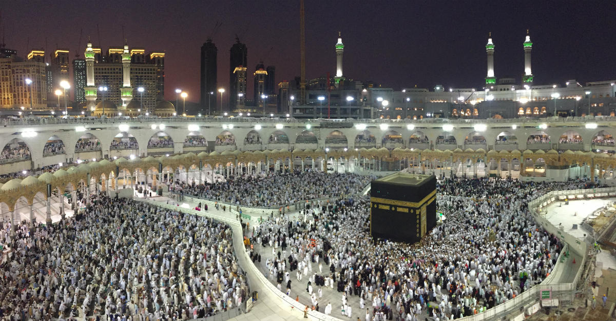 The annual pilgrimage creates increased health risks for travelers and locals.