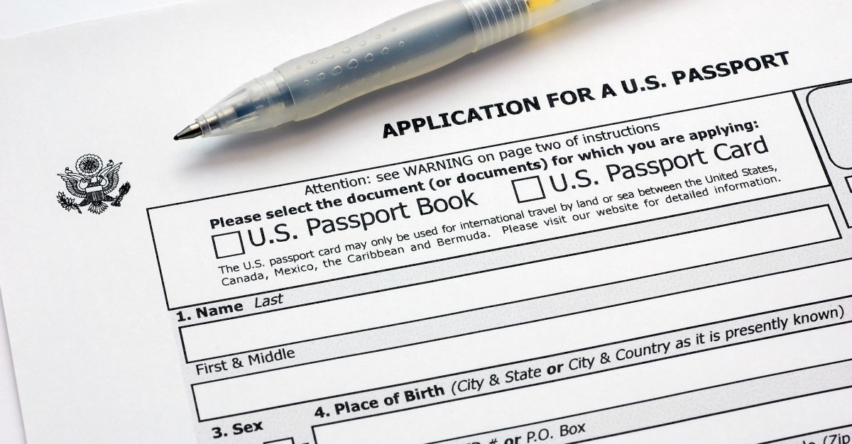 There are many reasons why your passport could be denied.