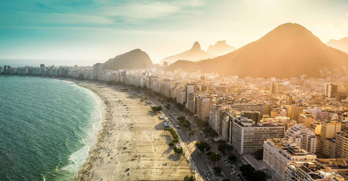 A trip to Rio can be unforgettable, but be sure you are vaccination-ready before you go.