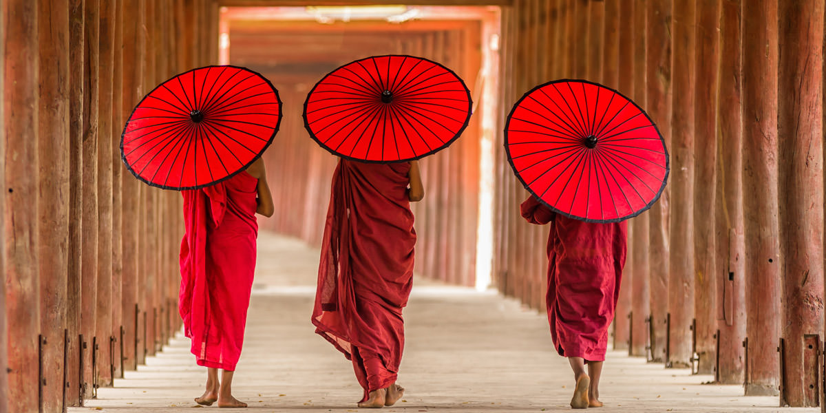 China, Japan, Vietnam, East and Southeast Asia is a must visit. Just ensure you're protected before your trip.
