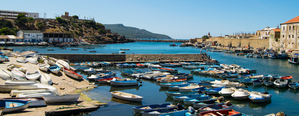 The Algerian port towns provide a unique look into sea life. Ensure your healthy enough to experience it all with a Passport Health travel consult.