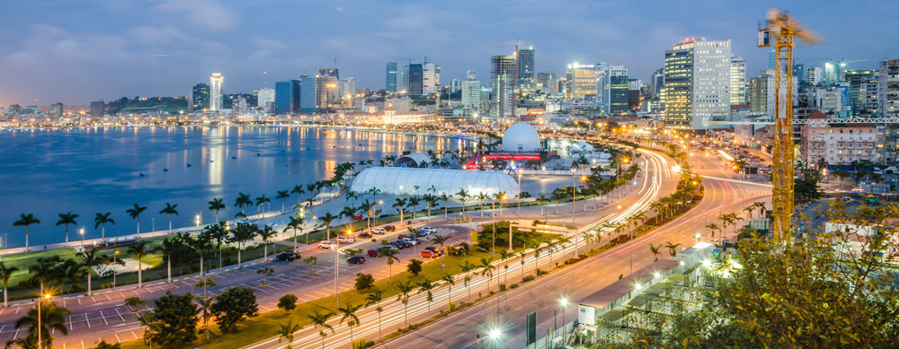 City lights and cool nights are common in some parts of Angola, but so are infections. Make sure you're protected with the help of Passport Health.