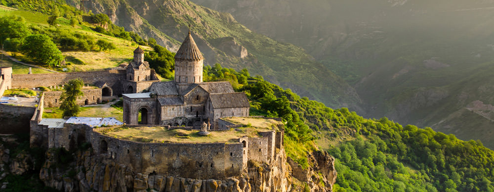 Castles are part of the history of Armenia, but infections like measles inhabit the present. Ensure you're protected with vaccinations and a consult from Passport Health.
