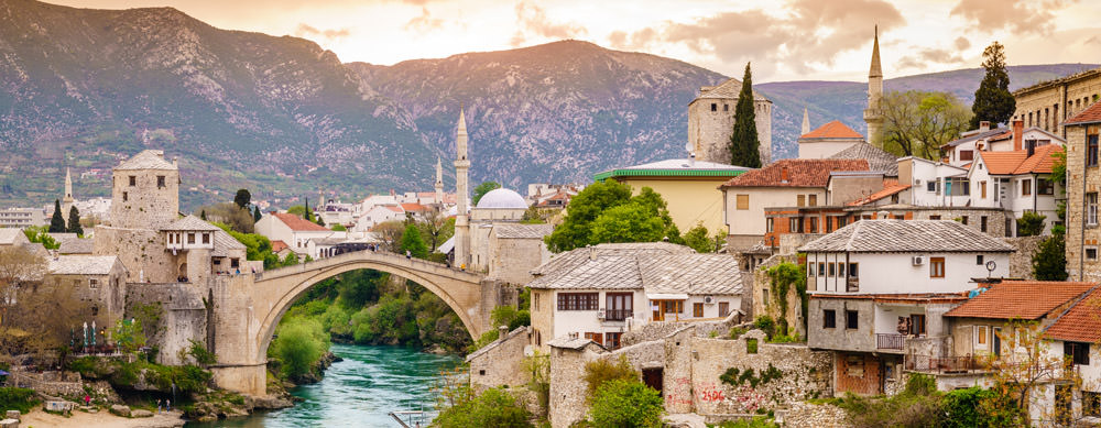 Despite historic issues, Bosnia's cities stand proud. Make sure you can see it all with vaccinations and more from Passport Health.