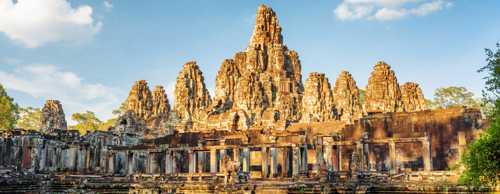Travel safely to Cambodia with Passport Health's travel vaccinations and advice.