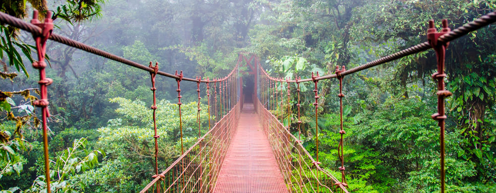 Travel safely to Costa Rica with Passport Health's travel vaccinations and advice.