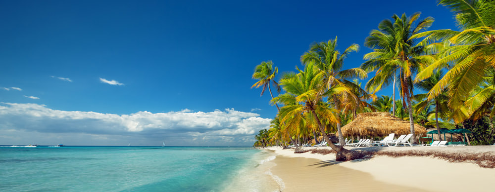 Crystal clear water and fantastic sights bring travelers to the Dominican Republic. Let Passport Health help you stay healthy while you're there with travel advice and more.