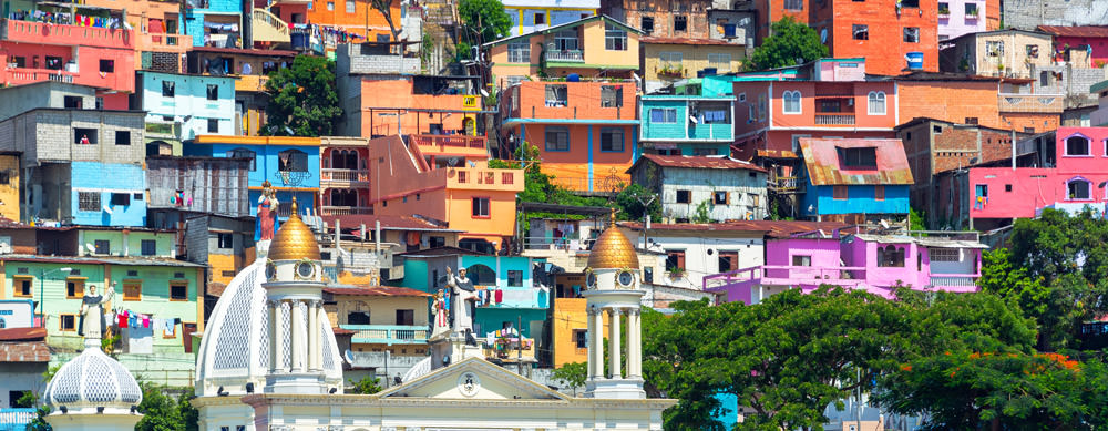 Colorful buildings and amazing views are just the start to what Ecuador has to offer. Passport Health can help you experience it safely.