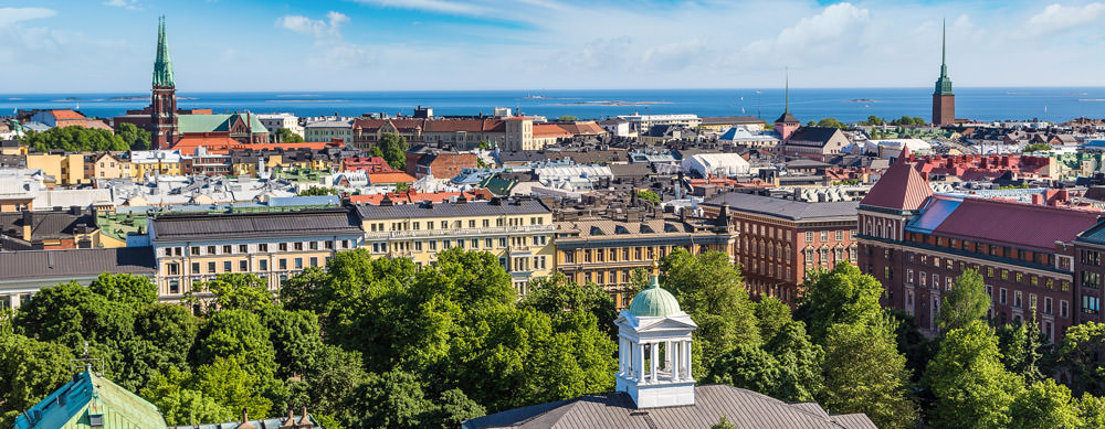 Colorful buildings and amazing views are just the start to what Finland has to offer. Passport Health can help you experience it safely.