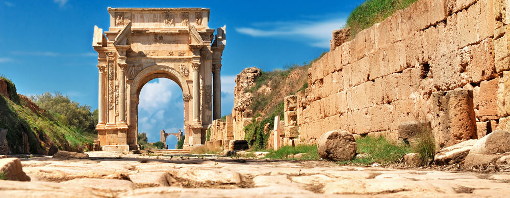 Ruins and history make Libya a top travel destination. See them without worries with Passport Health's travel vaccines and advice.