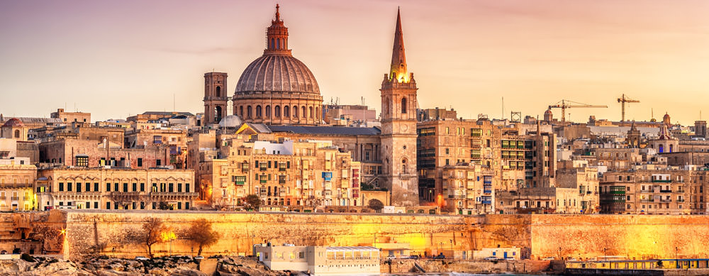 Travel safely to Malta with Passport Health's travel vaccinations and advice.