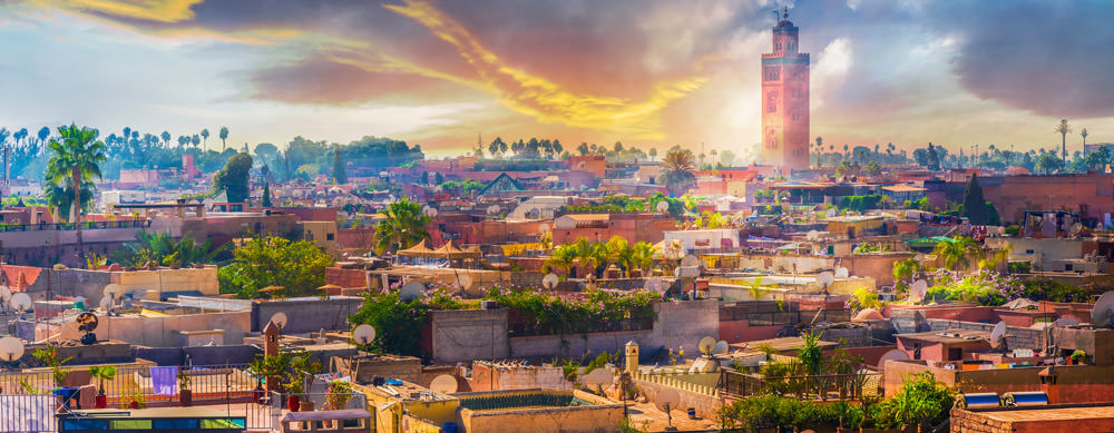 Travel safely to Morocco with Passport Health's travel vaccinations and advice.