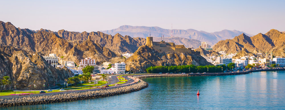 Urban meets ocean in Oman's most popular destinations. Travel there safely with vaccines and advice from Passport Health.