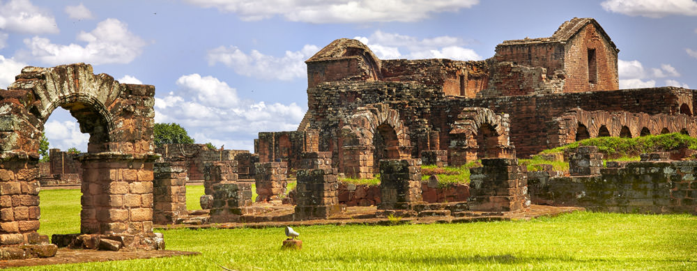 Ruins and history make Paraguay a top travel destination. See them without worries with Passport Health's travel vaccines and advice.