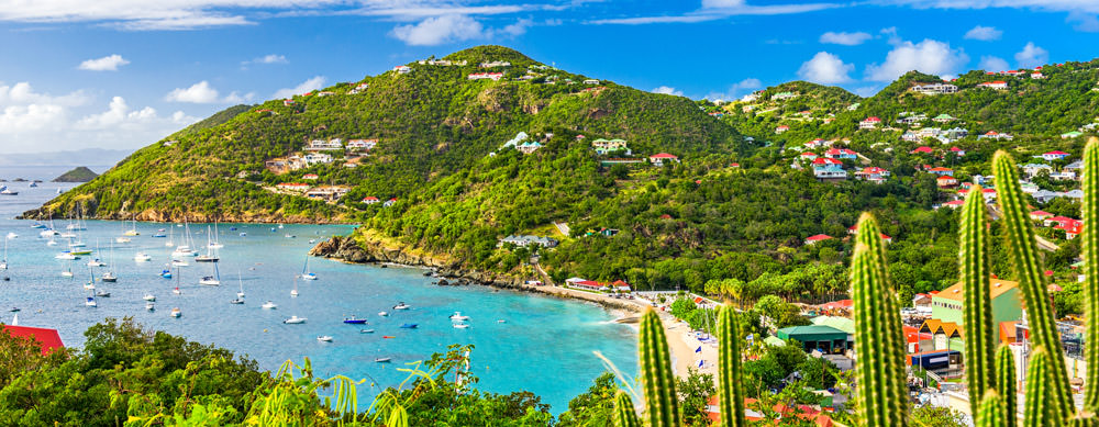 Saint Barthélemy is a top travel destination. Make sure you're protected.