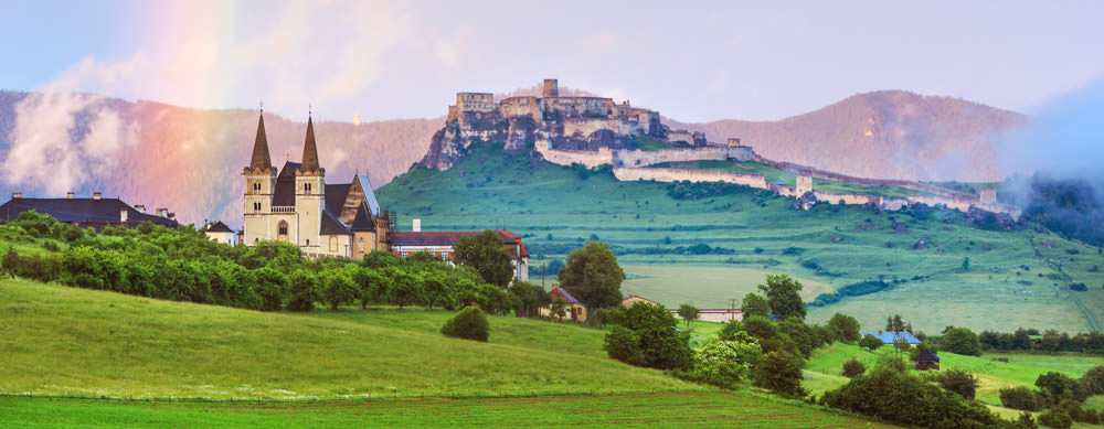 Ancient buildings alongside modern convenience is a theme in Slovakia. Let Passport Health help you experience it safely with vaccination and more.