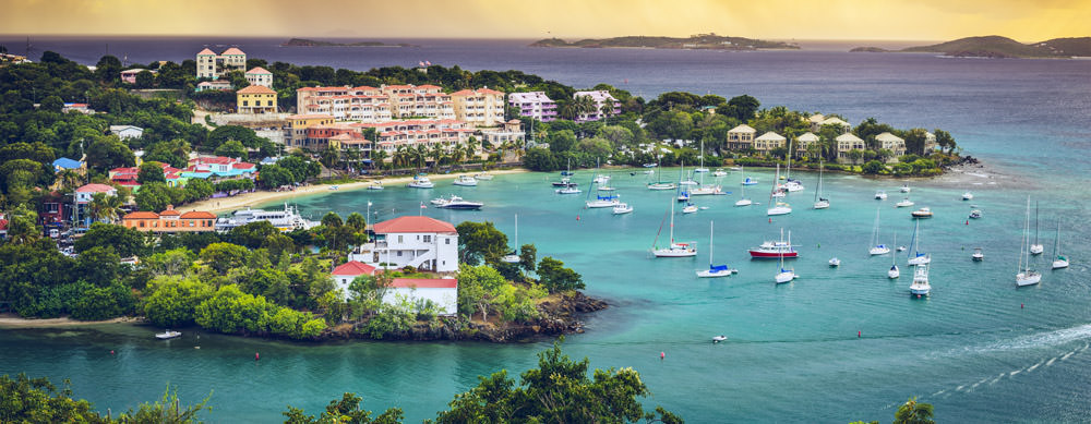 Travel safely to the U.S. Virgin Islands with Passport Health's travel vaccinations and advice.