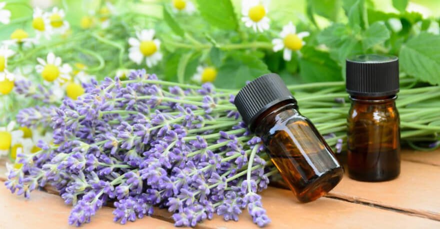 Be careful with essential oils, as some can do permanent damage to your skin.