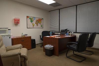Phoenix Travel Clinic Consultation Room