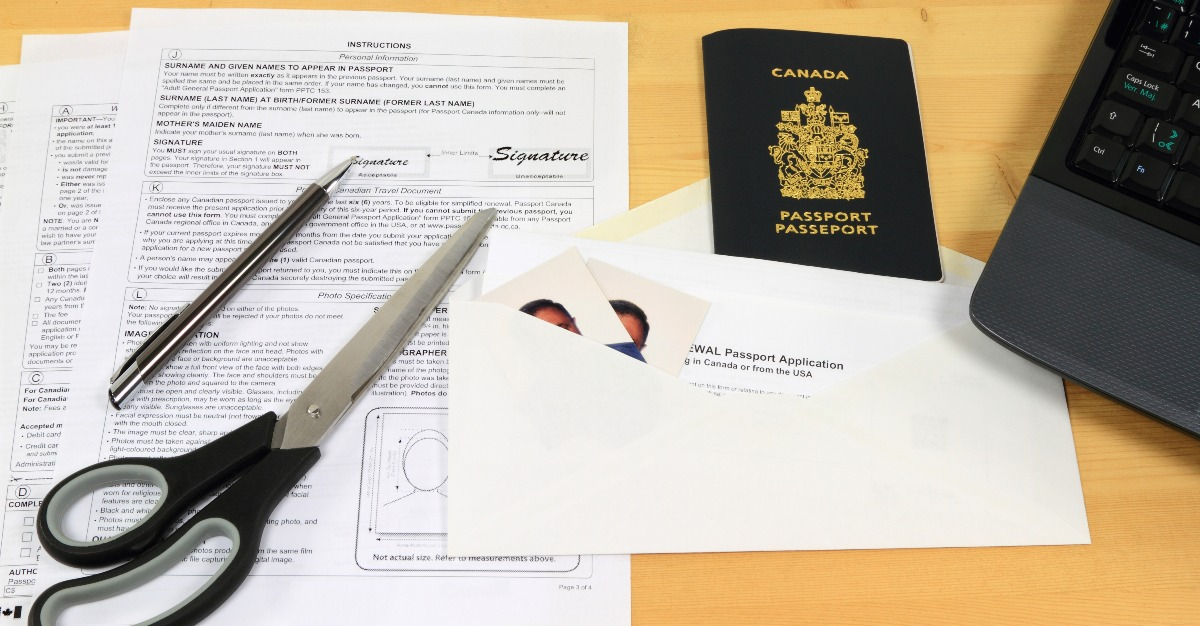 There often is a perfect time to renew an expiring passport.