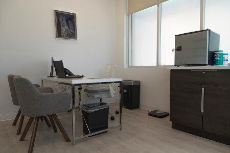 Passport Health Scottsdale Travel Clinic Consultation Room