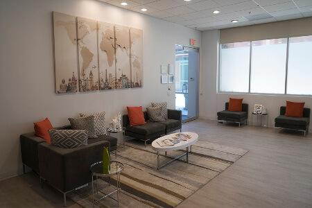 Passport Health Scottsdale Travel Vaccine Clinic Lobby