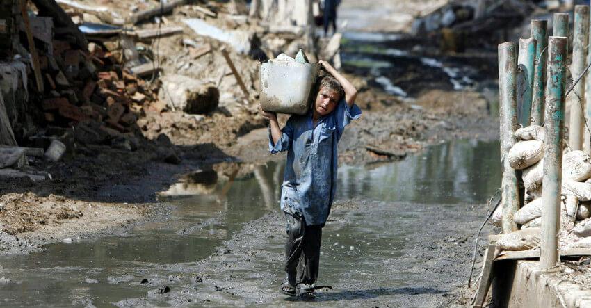 Drug-resistant typhoid is now worse in Pakistan.