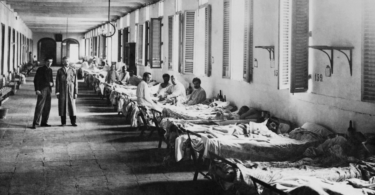 Yellow fever terrorized Cuba in the 19th century.