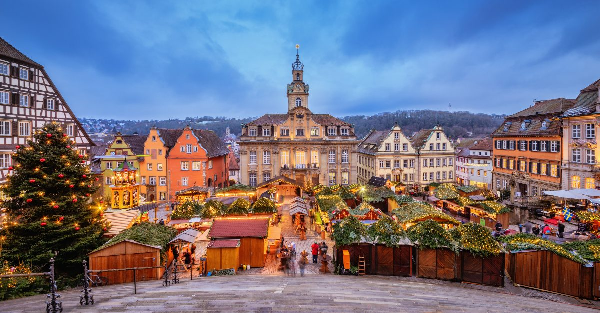 Germany's Christmas Market is one of the most popular holiday destinations around the world.