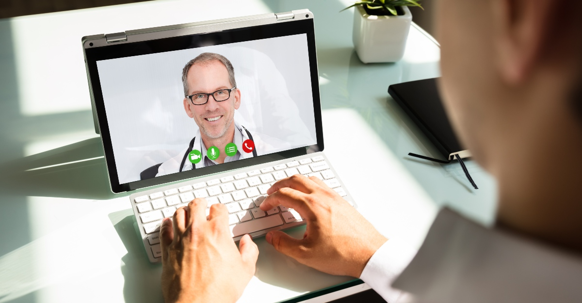 More companies are opting for telemedicine to save money.