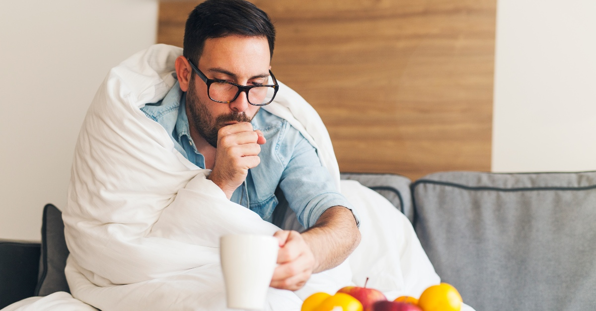 The symptoms of bronchitis and pneumonia can make them hard to tell apart.