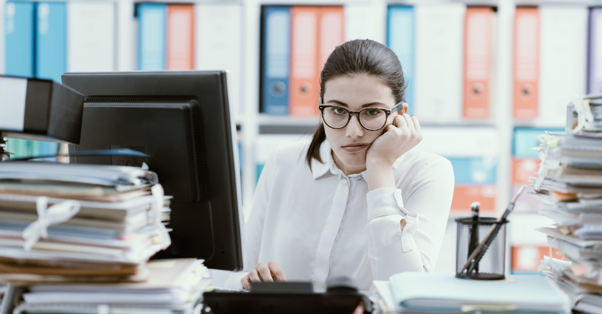 Employees who are overworked and burned out can greatly hurt a business.